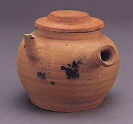 Cooking pot for herbs